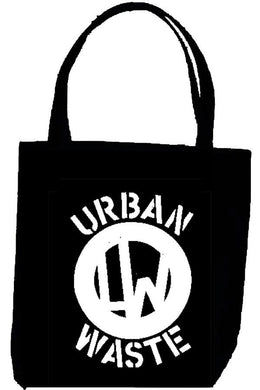 URBAN WASTE tote