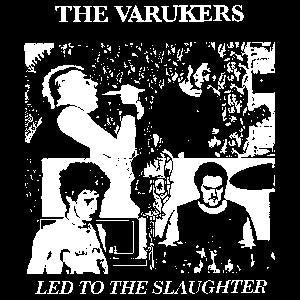 VARUKERS SLAUGHTER sticker