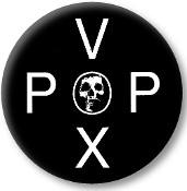 "VOX POP 1.5""button"