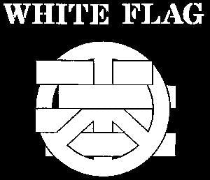 WHITE FLAG patch