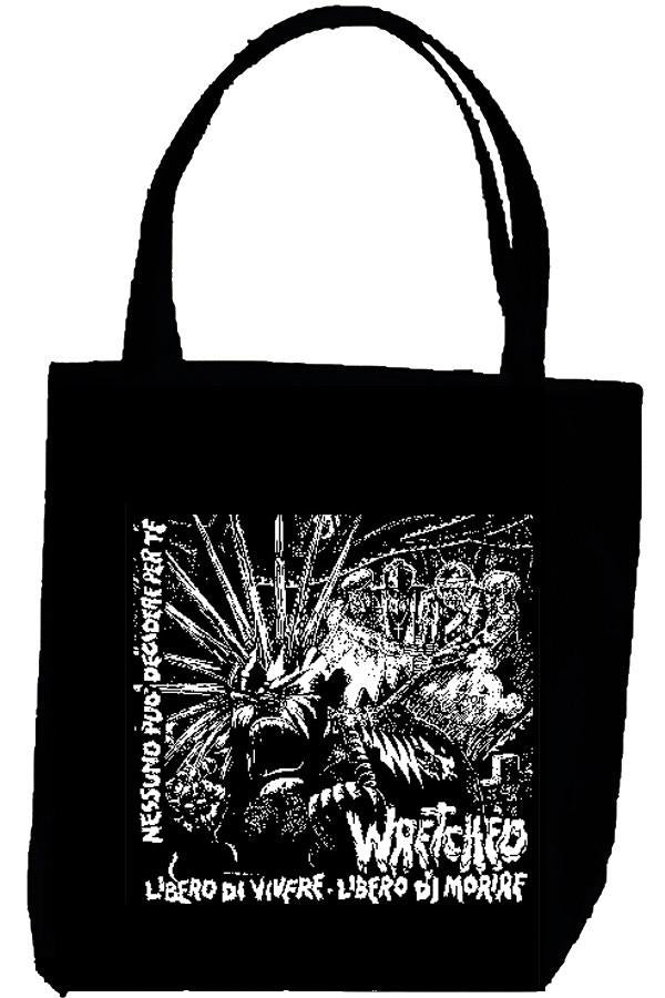 WRETCHED tote