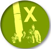 "X - ADULT 1.5""button"