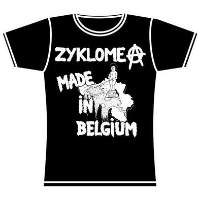 ZYKLOME A GIRLS TSHIRT