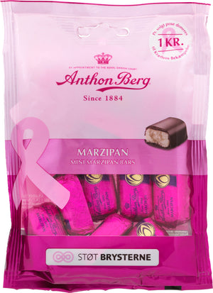 Anthon Berg Marzipan Mini Bars