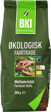 BKI Organic Fairtrade - NordicExpatShop