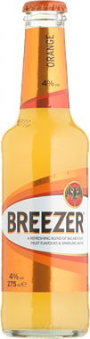 Bacardi Breezer Orange - NordicExpatShop