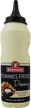 Bähncke Fries Dressing - NordicExpatShop