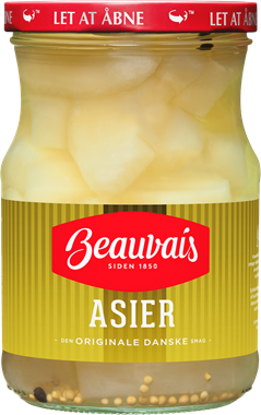 Beauvais Pickled Gherkins - NordicExpatShop