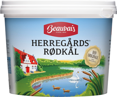 Beauvais Herregårds Red Cabbage - NordicExpatShop
