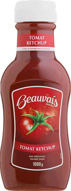 Beauvais Ketchup Original Large - NordicExpatShop