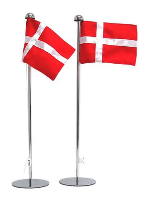 Danish Table Flags 2-pak - NordicExpatShop