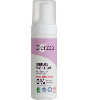 Derma Woman Intimate Wash Foam - NordicExpatShop