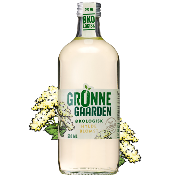 Grønne Gaarden Elderflower - NordicExpatShop
