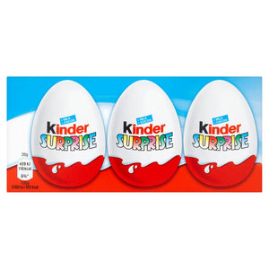 Kinder Surprise 3-pack