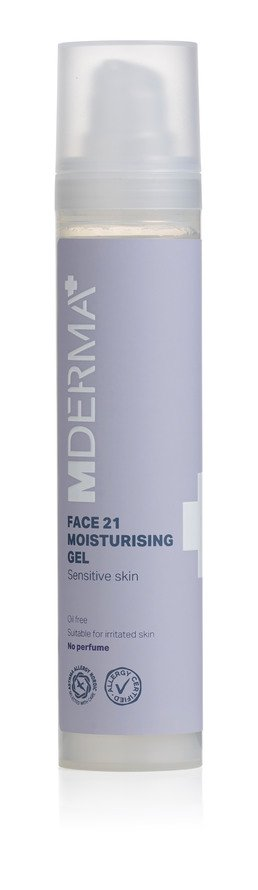 MDerma FACE21 Moisturizing Gel