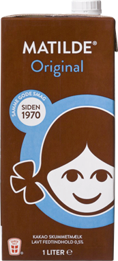 Matilde Chocolate Milk 1 L - NordicExpatShop