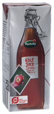 Rynkeby Organic Apple Juice - NordicExpatShop