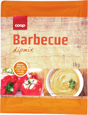 Coop Barbecue Dip Mix - NordicExpatShop