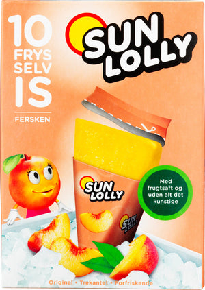 Sun Lolly Peach