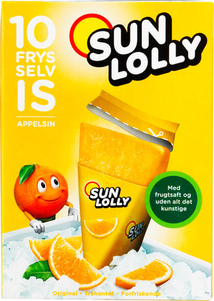 Sun Lolly Orange