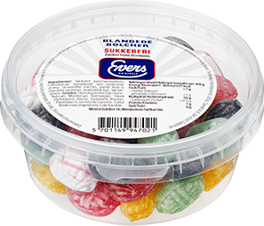 Evers Mixed Sweets - NordicExpatShop