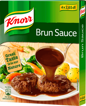 Knorr Brown Sauce - NordicExpatShop