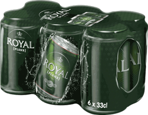 Royal Pilsner 6-pack - NordicExpatShop