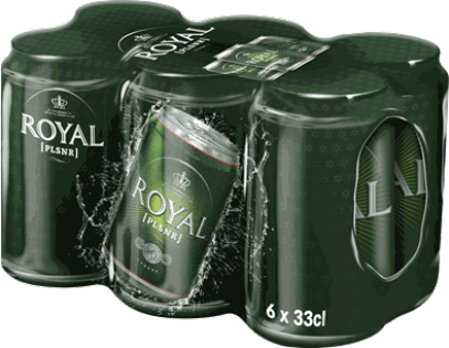 Royal Pilsner 6-pack