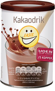 Easis Chocolate Drink - NordicExpatShop