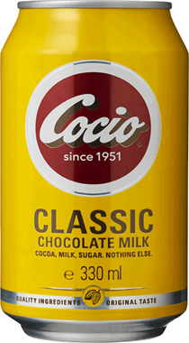 Cocio Chocolate Milk 0,33 L - NordicExpatShop