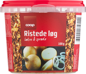 Coop Roasted Onions - NordicExpatShop