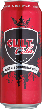 Cult Cola - NordicExpatShop