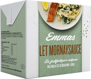 Emmas Light Mornay Sauce - NordicExpatShop