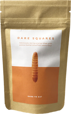 Dare Squares Energy Bites Worms