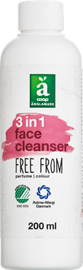 Änglamark 3 in 1 Face Cleanser