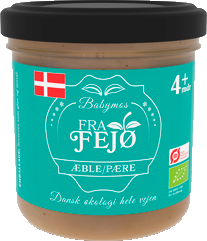 Fejø Organic Apple & Pear Purée - NordicExpatShop