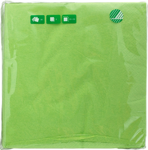 Green Napkins - NordicExpatShop