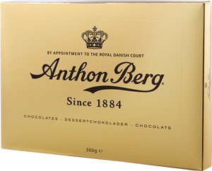 Anthon Berg Gold Box - NordicExpatShop