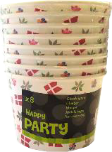 Happy Party Ice Cups - NordicExpatShop