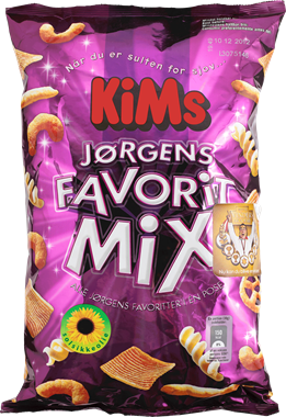 Jørgens Favorite Mix - NordicExpatShop