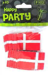 Danish Flags Small - NordicExpatShop