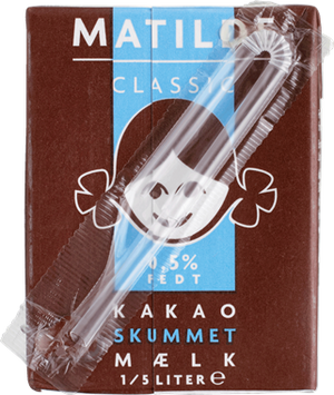 Matilde Chocolate Milk 0,2 L - NordicExpatShop
