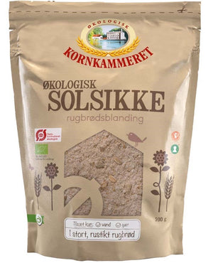 Kornkammeret Organic Sunflower Rye Bread Mix