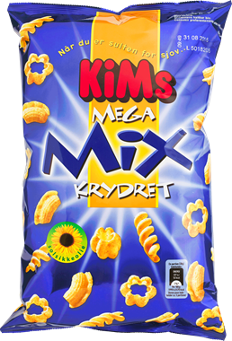 KiM's Spicy Mega Mix - NordicExpatShop
