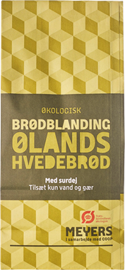 Meyers Organic Ølands Bread Mix