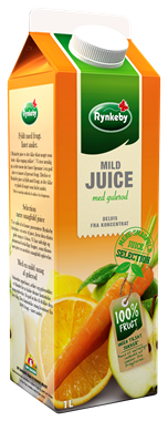 Rynkeby Mild Juice with Garrot - NordicExpatShop