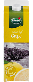 Rynkeby Naturig Grape