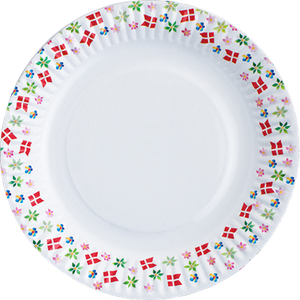 Happy Party Plates - NordicExpatShop