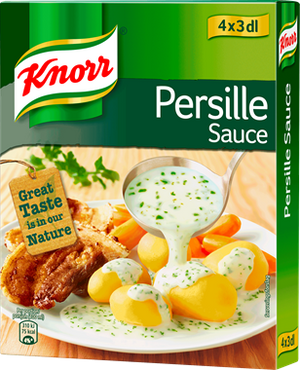 Knorr Parsley Sauce