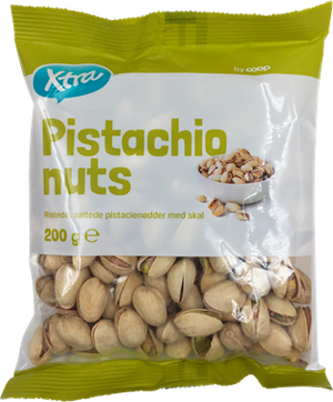 X-tra Roasted & Salted Pistachios
